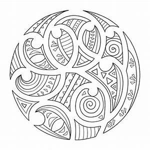 Maori Design Page Reindeer Border – Merry Christmas ...