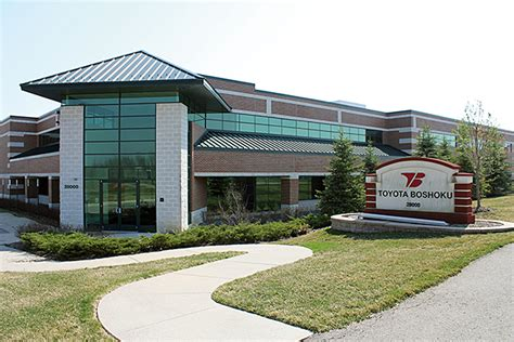 Company Profile  Corporate Information  Toyota Boshoku