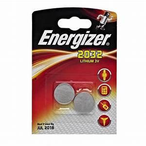 Pile Bouton Cr2032 : pile bouton lithium cr2032 3v energizer achat vente ~ Melissatoandfro.com Idées de Décoration