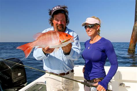moe carter newman andrews florida saltwater fishing snapper offshore louisiana guide guides anglers obsession complete saltstrong angler must know adj