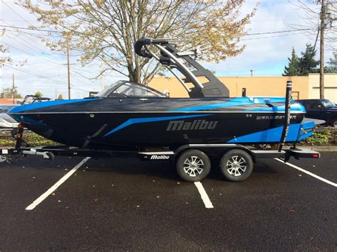 Malibu Boats Engine Options by 2017 Malibu Boats Wakesetter 21 Vlx For Sale In Oregon