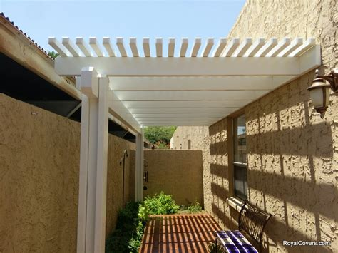 aluminum pergola installed in az 85013