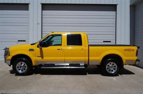 2006 F350 Amarillo by Purchase Used 2006 Ford Amarillo Edition Superduty F 250