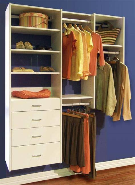 closets   simple reach  closet organizer custom