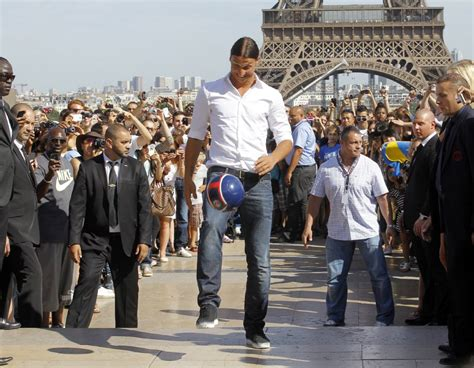 France Soccer Ibrahimovic PSG » Who Ate all the Pies