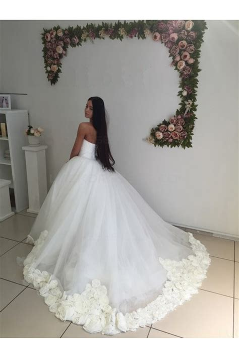 Ball Gown Sweetheart Wedding Dresses Bridal Gowns 3030077