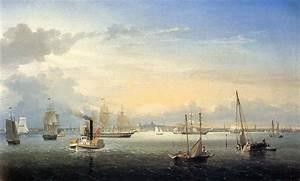 C 1855 Great American Art Fitz Hugh Lane Boston Harbor