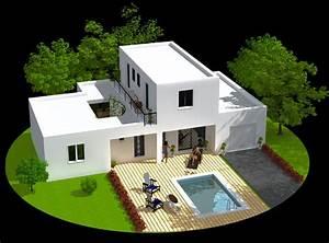 Aide Pour Construire Une Maison : plan de maison ~ Premium-room.com Idées de Décoration