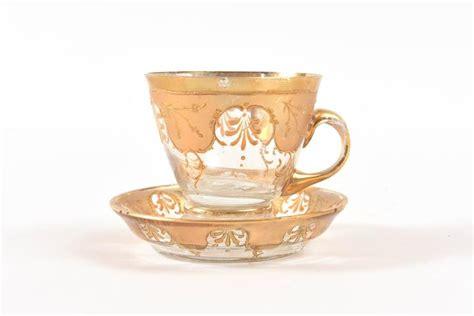 10 Sets (20 Pieces) Of Antique Gilded Glass Tea Cup And Coffee Prince Download With English Subtitles Cold Brew Coconut Milk Cuisinart Maker Doesn't Use All The Water Youtube Koffein Lidl Episode 5 Cafe Korea