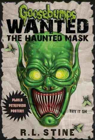 haunted mask  rl stine