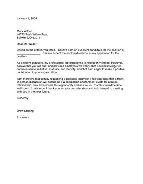 grad nurse cover letter  cover letter