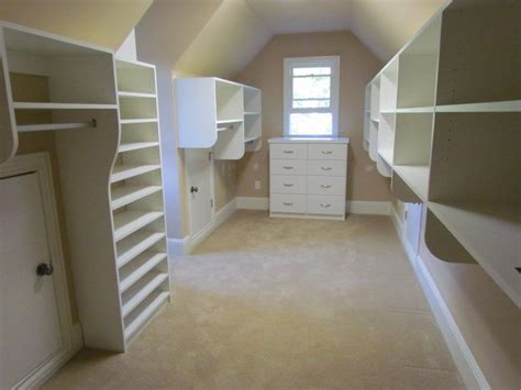 1000 ideas about slanted ceiling closet on