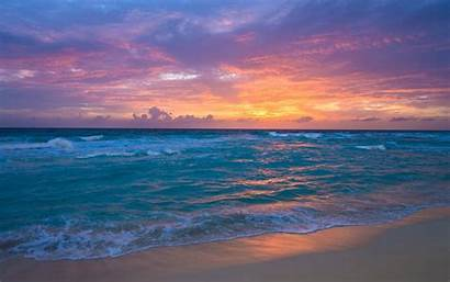 Sunset Beach Wallpapers Desktop Backgrounds Nature Background