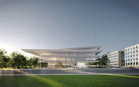 Artisent Floors Des Moines by Renzo Piano Inicia As Obras Da Sede Da Kum Go
