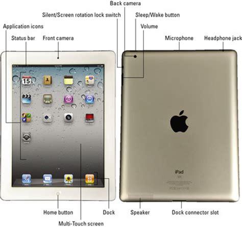 external features   ipad  dummies