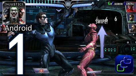 injustice android injustice gods among us android walkthrough gameplay