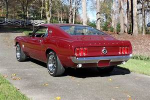 1969 FORD MUSTANG BOSS 429 FASTBACK - 189441