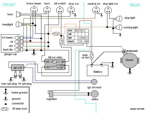 wiring schematic needs proofing page 2 road warrior forum yamaha warrior forums