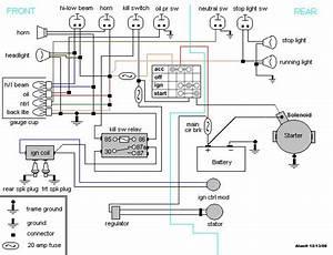 2002 Yamaha Warrior Wiring Diagram