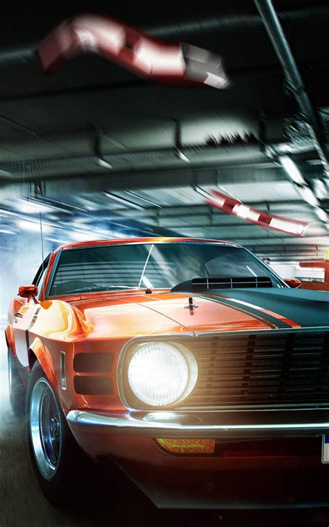 ford mustang hd wallpapers  mobile impremedianet