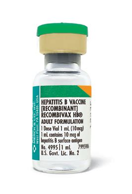 hep b vaccinatie
