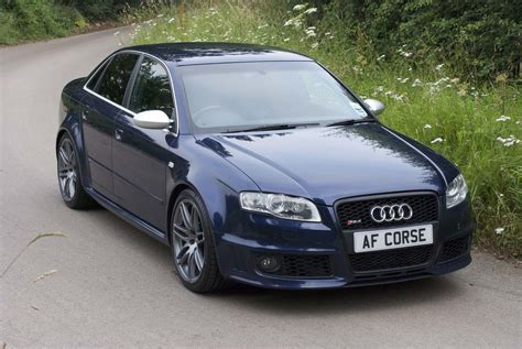 Audi Rs4 For Sale by Audi Rs4 Saloon For Sale Af Corse