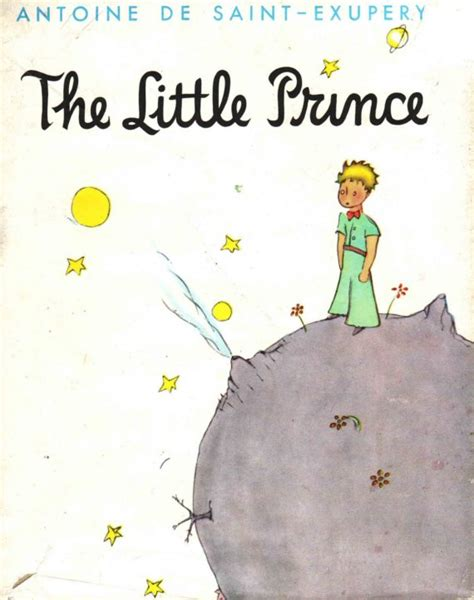 The Little Prince By Antoine De Saintexupéry  Jov's Book