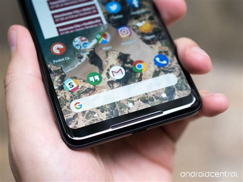 to address pixel 2 xl screen issues with several software changes update android central
