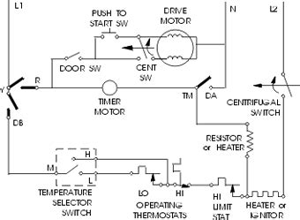 need wiring help on dryer motor ridgid plumbing woodworking and power tool forum