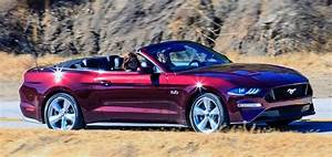 2021 Ford Mustang Convertible - Car Wallpaper