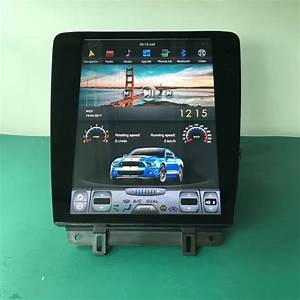 """12.1"""" Vertical Screen Android Radio for Ford Mustang 2010 - 2014 – Phoenix Android Radios"""