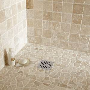 carrelage travertin salle de bain leroy merlin carrelage With carrelage travertin leroy merlin