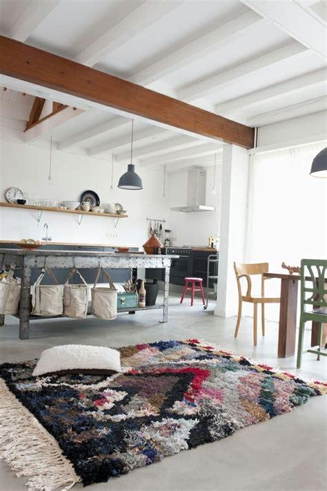 tapis sol cuisine tapis personnalisable une idées originale par carpet of