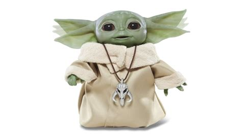 Animatronic Baby Yoda Is Available For Pre-sale & You Need ...