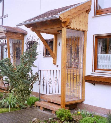 Vordach Hauseingang Holz Bilder Denvirdevinfo Startseite