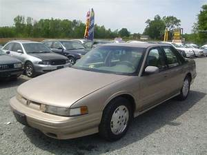 1996 Oldsmobile Cutlass Supreme Sl For Sale In Thornburg