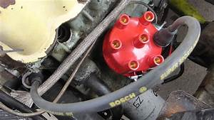 Electronic Distributor Install  62 Xl Ford Falcon