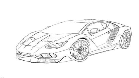 Kleurplaat Lamborghini Urus by Artsy Photograhy And Stuff So I Tried To Draw A