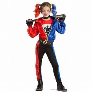 Deguisement Joker Enfant : d guisement harley quinn fille halloween achat en ligne ~ Preciouscoupons.com Idées de Décoration