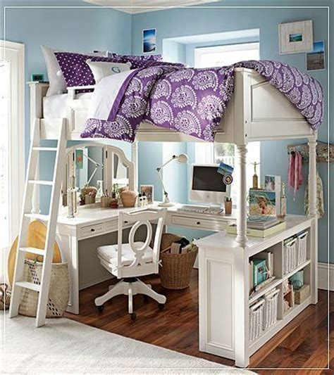 Pottery Barn White Loft Bed With Desk by Pottery Barn Loft Bed With Desk Woodworking