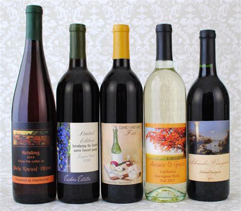 remove labels  water wine beer bottles