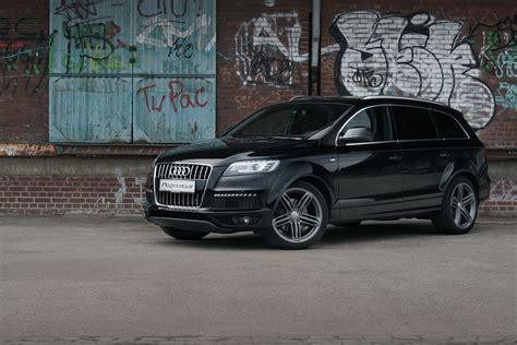 Rent an Audi Q7 4.2 TDI in Germany » Pegasus Exclusive