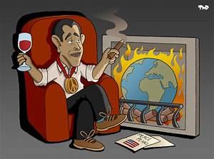 Obama wins Nobel Prize von Tjeerd Royaards   Politik ...