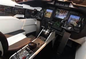 syberjet debuts racy sj30 flight deck as company presses on news aviation international news