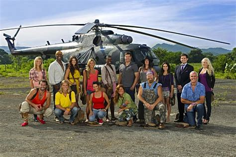 Survivor: Redemption Island Full Cast List | POPSUGAR ...
