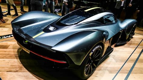 meet the aston martin valkyrie