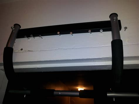 pull up bar door frame door frame pull up bar trick to avoid damages all things