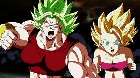 Dragon Ball Super Episode Spoilers Saiyan Showdown