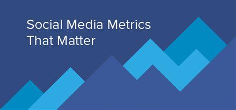 social media metrics  matter sprout social