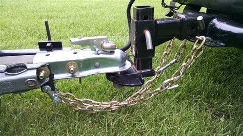 59 trailer hitch safety chains safety chains trailer rv truck hitch 1 4quot grade 70